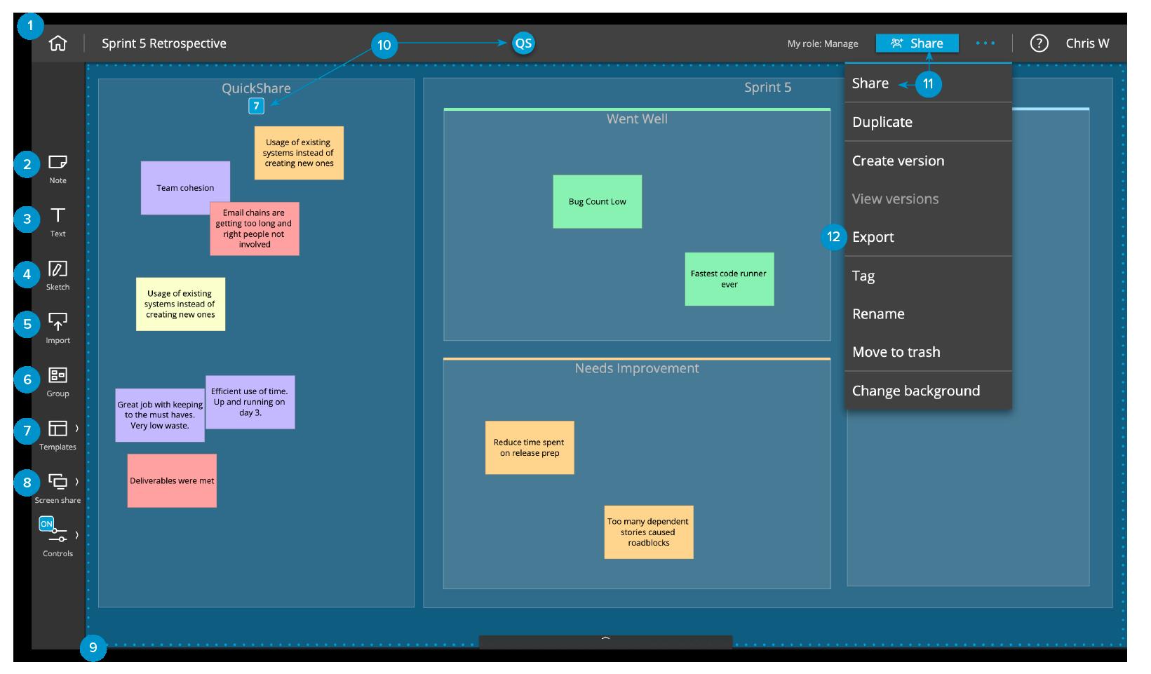 Nureva workspace designsprint
