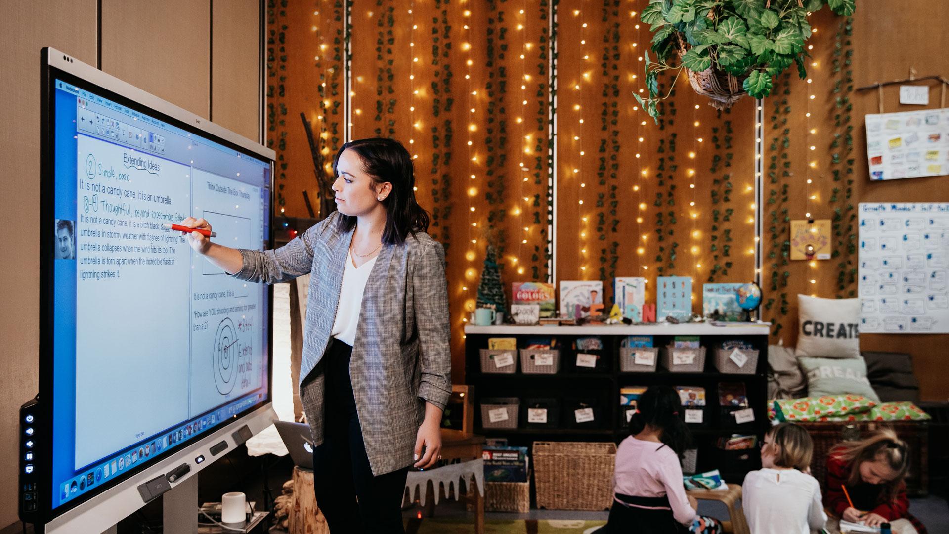 Er din SMART Board skjerm klar for skolestart?