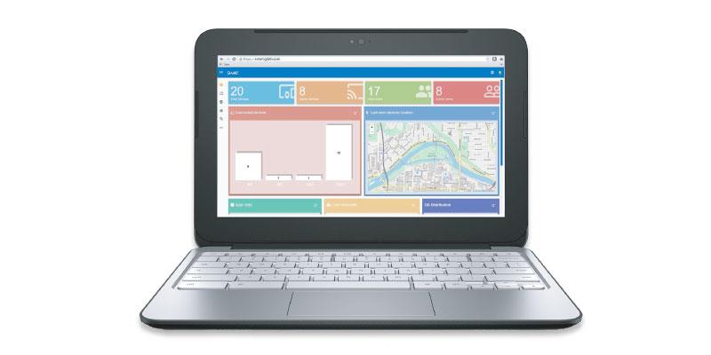 SMART Remote management kostnadsfritt i hele garantiperioden!