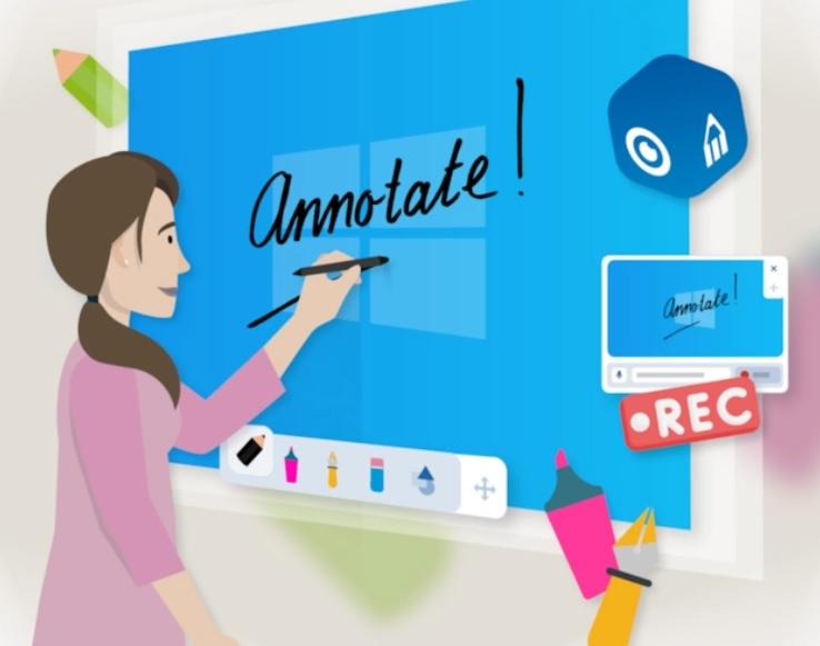 Prowise Presenter oppdatering: Windows app med Annotate!