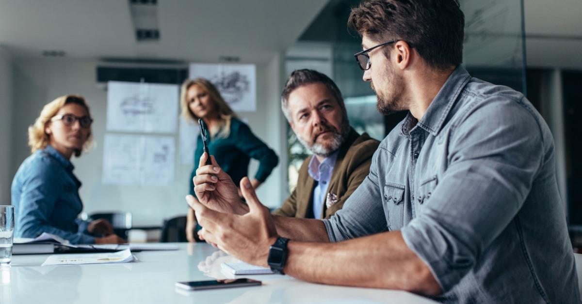 Det finnes gode møterom – også finnes det interaktive møterom