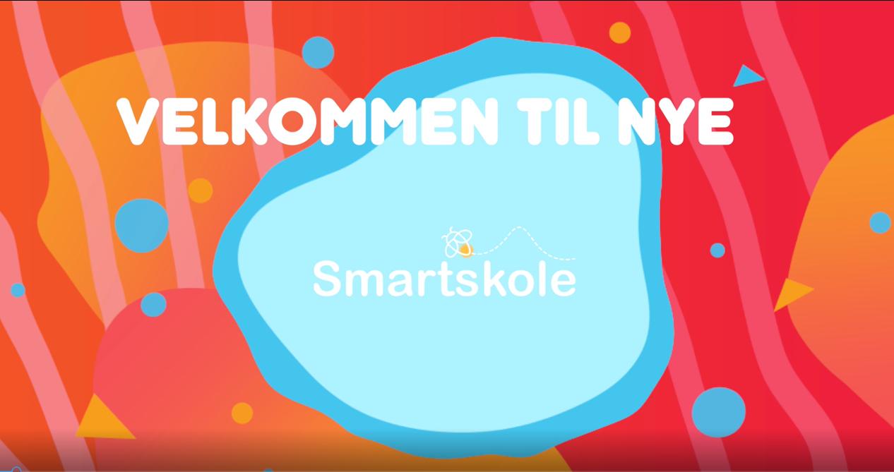 Velkommen til nye Smartskole!